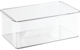 aufbewahrungsboxen in transparent 245 produkte sale ab 8 99 stylight. Black Bedroom Furniture Sets. Home Design Ideas