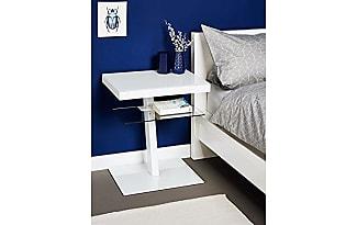 nachttische in wei 320 produkte sale bis zu 42 stylight. Black Bedroom Furniture Sets. Home Design Ideas