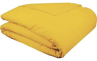 housses de couette en jaune de plus de 15 marques jusqu 39. Black Bedroom Furniture Sets. Home Design Ideas