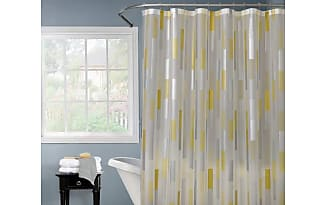 silver and gold shower curtain. Just Home Silver Gold Mixed Stripe Shower Curtain Curtains 7405 Items Sale  up to 64 Stylight The Best 100 And Image Collections