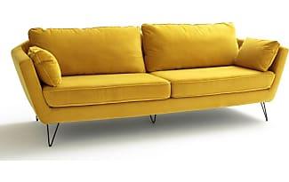 Canap s en jaune de plus de 15 marques jusqu 39 36 stylight for Canape kant maison du monde