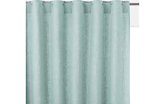 rideaux en bleu 306 produits jusqu 39 50 stylight. Black Bedroom Furniture Sets. Home Design Ideas
