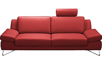 3 sitzer sofas in rot jetzt bis zu 27 stylight. Black Bedroom Furniture Sets. Home Design Ideas