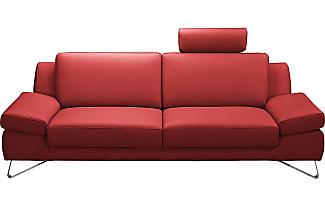 3 sitzer sofas in rot jetzt bis zu 27 stylight. Black Bedroom Furniture Sets. Home Design Ideas