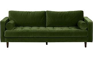 Sofas 8763 produkte sale bis zu 34 stylight for Schlafsofa samt