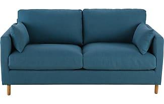 canap s 3 places en bleu 95 produits jusqu 39 25 stylight. Black Bedroom Furniture Sets. Home Design Ideas