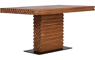 Uberlegen Affordable Awesome Massivum Massivum Abadi Esstisch Mango Holz Braun X X Cm  With Mangoholz Tisch With Baumholz Tisch