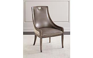 Massoud Silvana Leather Dining Chair