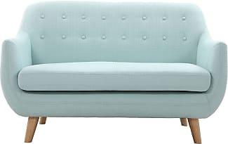 canap s en turquoise 107 produits jusqu 39 67 stylight. Black Bedroom Furniture Sets. Home Design Ideas