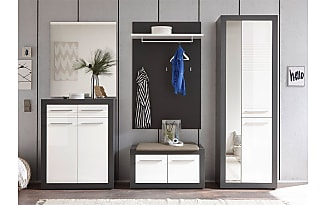 garderoben 2941 produkte sale bis zu 38 stylight. Black Bedroom Furniture Sets. Home Design Ideas