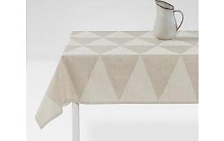 nappes en beige 50 produits jusqu 39 52 stylight. Black Bedroom Furniture Sets. Home Design Ideas