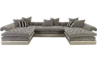 Old Hickory Tannery Galvin Three Piece Sectional Sofa