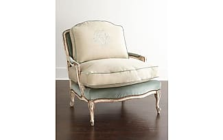Old Hickory Tannery Misty Bergere Chair