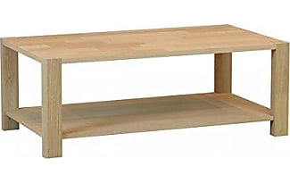 Parisot 0737TABA Nordi Solid French Oak Coffee Table