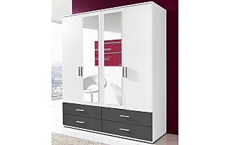 rauch kleiderschr nke online bestellen jetzt bis zu 24 stylight. Black Bedroom Furniture Sets. Home Design Ideas