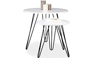beistelltische industrial jetzt bis zu 31 stylight. Black Bedroom Furniture Sets. Home Design Ideas