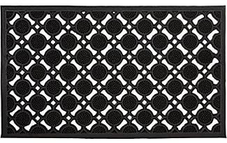 Tapis de sol en noir 50 produits jusqu 39 19 stylight - Tapis caoutchouc antiderapant ...