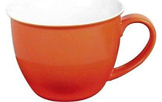 Ritzenhoff U0026 Breker Doppio Serie Jumbo Obere Tasse / Kaffeetasse 360ml,  Orange, 1 Stück