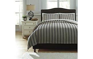 Signature Design By Ashley Ashley Furniture Signature Design   Navarre Duvet  Cover Set   Includes Duvet