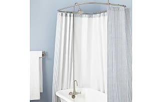 shower ring for clawfoot tub. Amazing Shower Ring For Clawfoot Tub Images  Best idea home Fascinating inspiration
