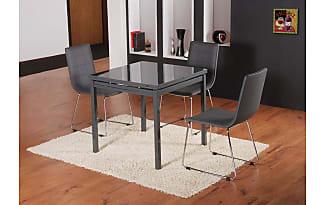 esstische in grau jetzt bis zu 41 stylight. Black Bedroom Furniture Sets. Home Design Ideas