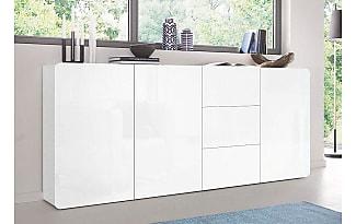Sideboard 200 cm wei trendy beautiful fabulous sideboard for Sideboard ohne schubladen