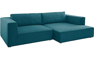 Affordable Tom Tailor Ecksofa Big Cube Style Webstoff Stoff Tbo Petrol  Green Longchair With Ecksofa Petrol With Ecksofa Petrol