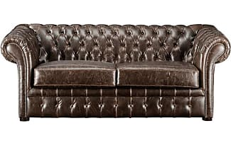Divani Chesterfield in Marrone − 3 Prodotti di 2 Marche | Stylight