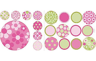 Wanddeko in pink jetzt ab 7 27 stylight - Wandsticker punkte ...