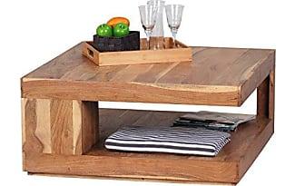 Wohnzimmermöbel massiv dunkel  WOHNLING® Tische online bestellen − Jetzt: ab 43,71 € | Stylight