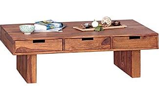 holztische (wohnzimmer): 96 produkte - sale: bis zu −31% | stylight - Couchtisch Aus Holzscheibe Massiv