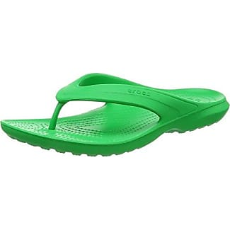 Classique Crocos, Sandalias Bascule Unisexe Adulto, Verde (herbe Verte), 46/47 Eu