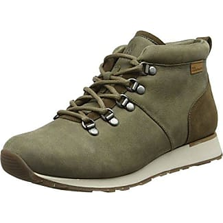 El Naturalista Unisex Adults' ND62 Pleasant-Lux Suede Kaki/Walky Hi-Top Sneakers Cheap Manchester Great Sale Outlet Shop For Discounts Sale Online Outlet Cost vYYCC