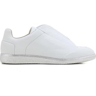 Slip on Sneakers for Men On Sale, Black, Leather, 2017, 5.5 6.5 6.75 7 7.5 8 8.5 9 9.25 9.5 Maison Martin Margiela