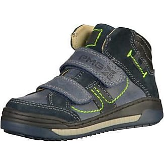 Primigi Jungen Pme 8302 Hohe Sneaker, Blau (Navy), 27 EU
