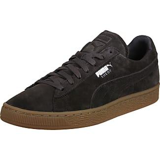 Puma Vikky Mid Twill Sfoam 362629 - Zapatillas para Mujer, Color Marrón (Black Coffee-Black Coffee 02), Talla 37 EU