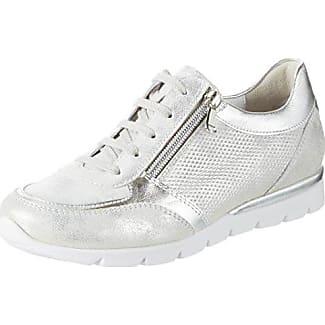Semler Tonia - Chaussures Femme, Blanc (101 - Weiss-silber), 42 Ue