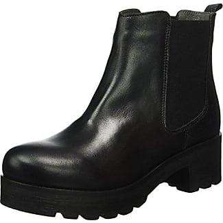 SHOOT SH215203, Damen Kurzschaft Stiefel, Schwarz (Black), 36 EU
