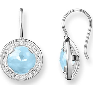 Thomas Sabo earrings blue H1830-059-1 Thomas Sabo 630p49ItlS