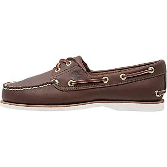 Ekhert2Eye, Chaussures bateau homme, Marron (Dark Brown), 42 EUTimberland