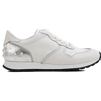 Sneaker für Damen, Tennisschuh, Turnschuh Günstig im Sale, Schwarz, Leder, 2017, 36 37 38 38.5 39.5 40 40.5 41 Tod's