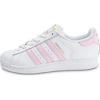 basket adidas rose pale