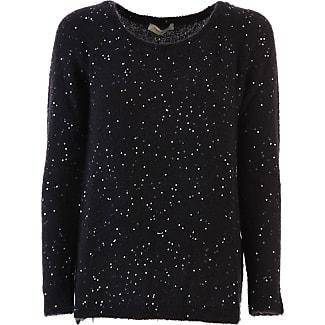 Sweater for Women Jumper On Sale, Black, polyester, 2017, 10 12 14 16 18 Angelo Marani