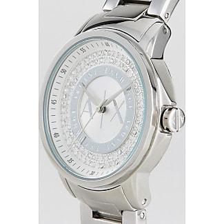 Armani Reloj de pulsera plateado AX4320 de Armani Exchange