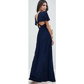 Asos robe soiree bleu