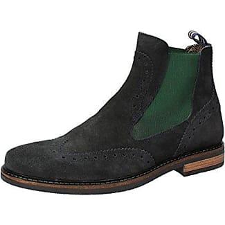 AM881 AT P CO schuhe grau wildleder damen desert boots EU 40
