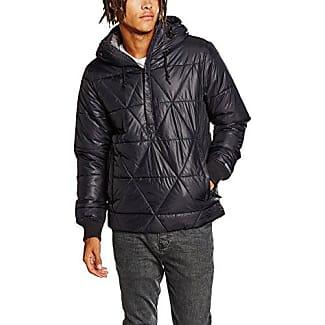 Bench men's laugh hooded jacket black