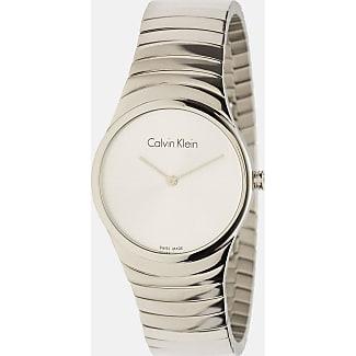 Calvin Klein Mujer Reloj - Calvin Klein Whirl Sst / Silver Os