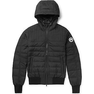 Canada Goose Cabri Quilted Shell Hooded Down Jacket - Black