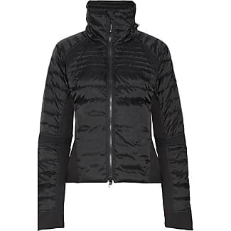 Canada Goose Hybridge Perren Hooded Quilted Shell Down Jacket - Black